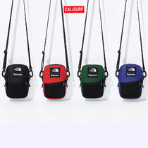 【AW18】Supreme x The North Face/Leather Shoulder Bag コラボ