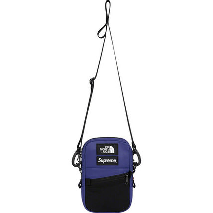 Supreme ショルダーバッグ 【AW18】Supreme x The North Face/Leather Shoulder Bag コラボ(2)