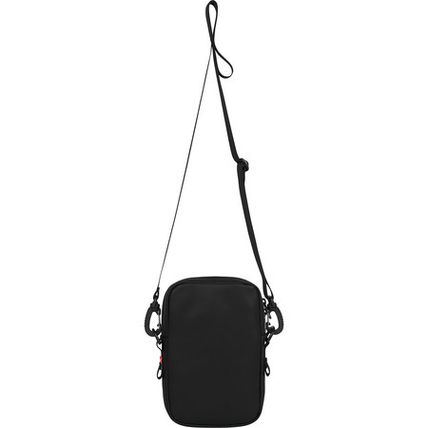 Supreme ショルダーバッグ 【AW18】Supreme x The North Face/Leather Shoulder Bag コラボ(9)