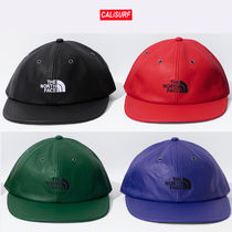 【AW18】Supreme x The North Face/Leather 6-PANEL HAT コラボ