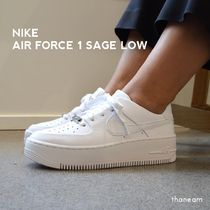 ●NIKE●AIR FORCE 1 SAGE LOW ナイキエアフォース1セイジ
