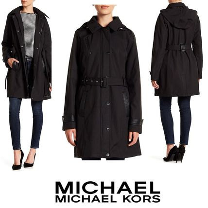 Micheal Kors★Missy Hooded Coat