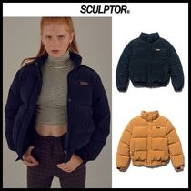☆SCULPTOR☆ 118 SHORT REVERSIBLE GOOSE DOWN