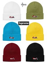 FW18 Supreme CAT IN THE HAT ビーニー♡