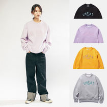 Default(デフォルト) スウェット・トレーナー 【Default】USUAL LOGO CREWNECK(4color) - UNISEX