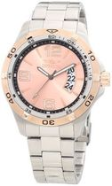INVICTA(インヴィクタ) アナログ時計 インビクタ Invicta Men's 0085 Specialty Rose Dial Stainless