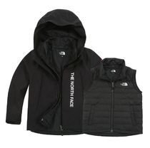 THE NORTH FACEノースフェイス キッズ K'S AKRON JACKET 黒