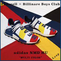 "【adidas】超限定☆ Pharrell × BBC HU NMD ""MULTI COLOR"""