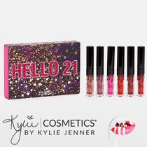 関・送込み!【Kylie Cosmetics】HELLO 21 Mini Lip Set