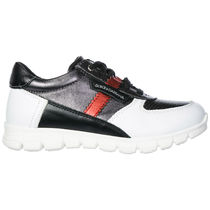 【関税負担】♡DOLCE&GABBANA♡leather childsneakers