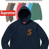 Supreme シュプリーム S Logo Hooded Sweatshirt AW 18 WEEK 9