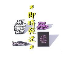 *即時発送* Anti Social Social Club Pinch Set バッヂ