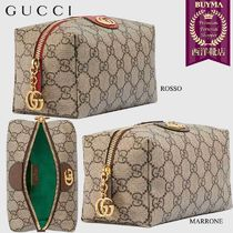 【正規品保証】GUCCI★18秋冬★OPHIDIA GG COSMETIC CASE