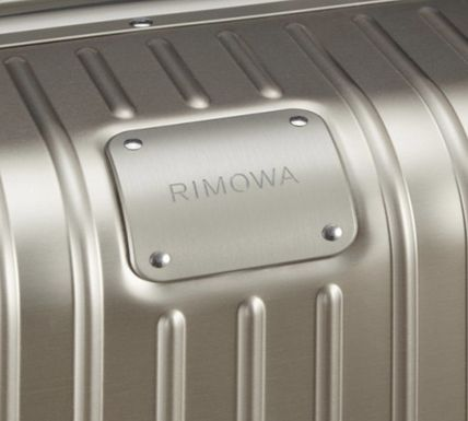 RIMOWA スーツケース 【2018ニューモデル】ORIGINAL/Check-In L/6,2 KG/86L/Titanium(5)