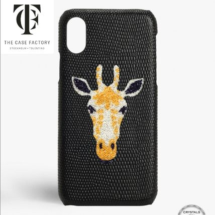 THE CASE FACTORY スマホケース・テックアクセサリー ★THE CASE FACTORY★ iPhone Xs Max SWAROVSKI ★関税 送料込★