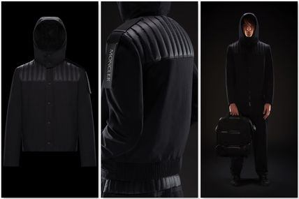 MONCLER GENIUS CRAIG GREEN **PIKE** ブラック