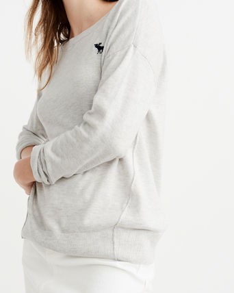 Abercrombie & Fitch ニット・セーター 【*国内即発*Abercrombie & Fitch】  ICON DOLMAN PULLOVER(3)
