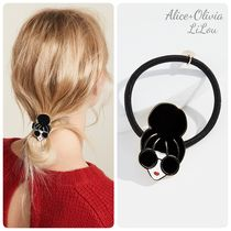 Alice+Olivia★Stacey with Bangs Hairtie ヘアゴム