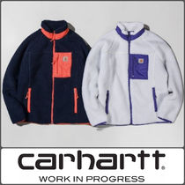 【CARHARTT WIP】韓国限定SCOUT JACKET LINERもこもこジャケット