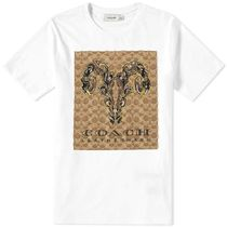 【関税・送料無料】Coach Signature Tattoo Tee