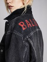 BALENCIAGA Like a Man denim jacket