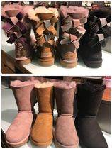SALE!!【UGG】W BAILEY BOW Ⅱ SHIMMER♪リボン♪可愛い♪