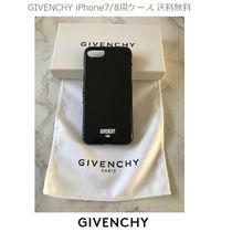 【GIVENCHY】 ロゴ iPhone7/8用ケース 送料税込