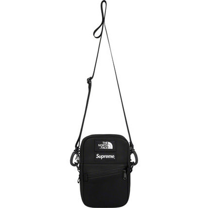 Supreme ショルダーバッグ 9 WEEK Supreme FW 18 The North Face  Leather Shoulder Bag(6)