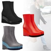 HERMES(エルメス)◆レディースアンクルブーツ Square ankle boot