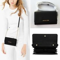 【Michael Kors】人気☆JET SET TRAVEL LG PHONE CROSSBODY☆