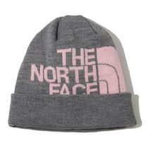 THE NORTHFACE キッズ LOGO BEANIE NE3BJ51T MGREY