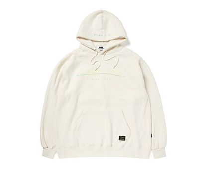 STIGMA パーカー・フーディ STIGMAのGOOD LIFE OVERSIZED HEAVY SWEAT HOODIE 全2色(12)