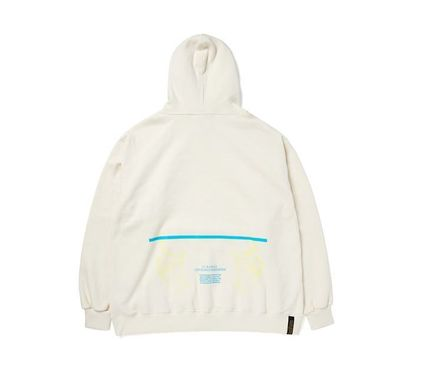 STIGMA パーカー・フーディ STIGMAのGOOD LIFE OVERSIZED HEAVY SWEAT HOODIE 全2色(13)