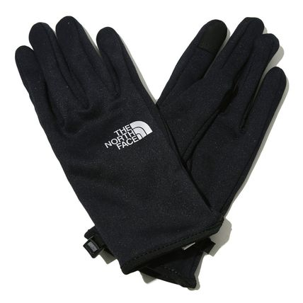 THE NORTH FACE UNI P/S GLOVE NJ3GJ57A BLACK