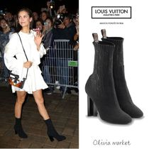 SALE♡Louis Vuitton♡ニーナドブレフ着用ANKLE BOOT