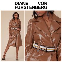 【DVF】●日本未入荷●Belted Trench