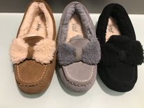SALE!!【UGG】W ANSLEY FUR  BOW♪可愛い♪