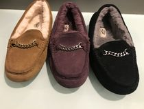 SALE!!【UGG】W ANSLEY CHARMS♪モカシン♪チェーン