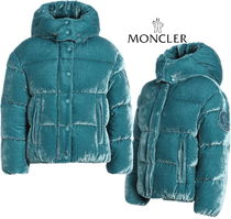 """New☆MONCLER""""CAILLE""""シルクベルベットダウン12/14A【関税込】"""