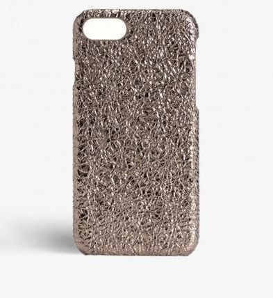 THE CASE FACTORY スマホケース・テックアクセサリー 関税送料込☆THE CASEFACTORY☆IPHONE 7/8CRUSHED METALLIC ROSE(2)