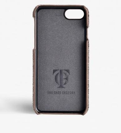 THE CASE FACTORY スマホケース・テックアクセサリー 関税送料込☆THE CASEFACTORY☆IPHONE 7/8CRUSHED METALLIC ROSE(3)