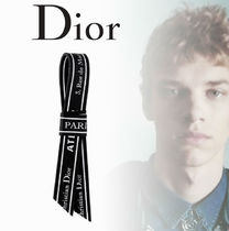 2018AW【Dior】 DIOR ATELIER モチーフ カーフスキン ブローチ