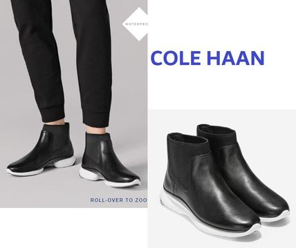セール!Cole Haan 3.ZEROGRAND Waterproof Chelsea Boot