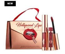 Charlotte Tilbury☆Hollywood Lips Lipstick Mini Set