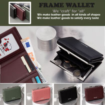 【Fennec フェネック】 Fennec Frame Wallet  ★NEW★