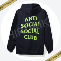 Anti Social Social Club Seal Navy Hoodie ASSC Navy Hooded 紺