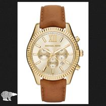 Michael Kors☆Brown Lexington Watch★セール