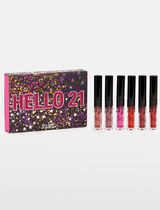 Kylie Cosmetics限定☆BIRTHDAY | HELLO 21 MINI LIP SET