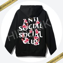 Anti Social Social Club Kkoch Black Hoody ASSC Hoodie Hooded