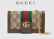 GUCCI☆Ophidia GG チェーン iPhone 7/8 case☆